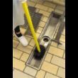 Vikan Ultra higienikus nyél, Ø34 mm, 1500 mm