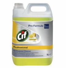 CIF Prof. APC Lemon Fresh 5 ltr. - ált. felülettisztító