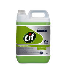CIF Prof. Dishwash extra strong lemon 5 ltr.