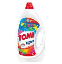 TOMI Color 3 ltr. - színes mosószer koncentrátum