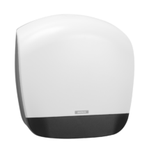 KATRIN Inclusive Mini Jumbo toalettpapír adagoló, fehér