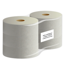ATLANTIC midi 23 cm-es toalettpapír, 2 rét. 80% fehér