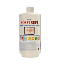 HOSPI SEPT kézfertőtlenítő folyékony szappan, 1 ltr