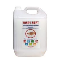 HOSPI SEPT kézfertőtlenítő folyékony szappan, 5 ltr