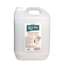 LORIN Almond Milk folyékony szappan, 5 ltr