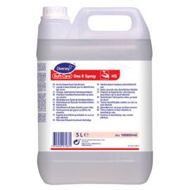 Diversey Soft Care Des E Spray kézfertőtlenítő folyadék, alkoholos, 5 liter
