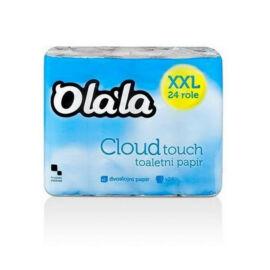 Olala Could Touch toalettpapír - 2 rétegű, fehér  (24 tekercs/csomag)