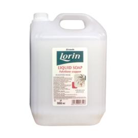 LORIN Almond Milk folyékony szappan, 5 liter