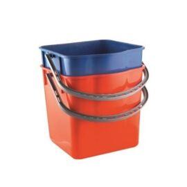 UCTEM vödör takarítókocsihoz - 18 liter