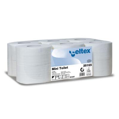 CELTEX 20165 Mini Cell toalettpapír, 2 rét. 160m