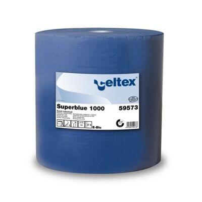 CELTEX 59573 Superblue ipari tőrlő, 3 rét. kék
