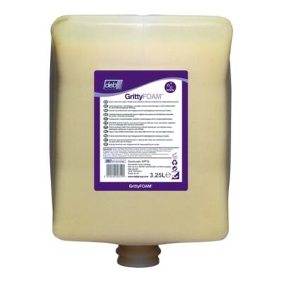 DEB Solopol Gritty Foam, 3,25 ltr ipari kéztisztító hab