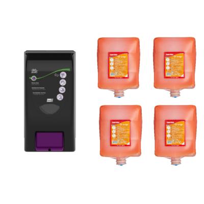 SWARFEGA Orange kéztisztító kezdő csomag, 4x4 liter