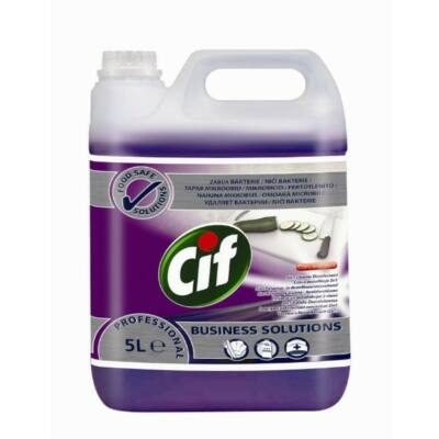 Cif Prof. 2in1 Cleaner Disinfectant 5 ltr.
