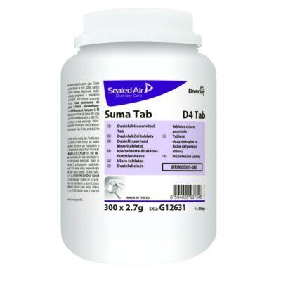 Suma Tab D4 klórtabletta 300db