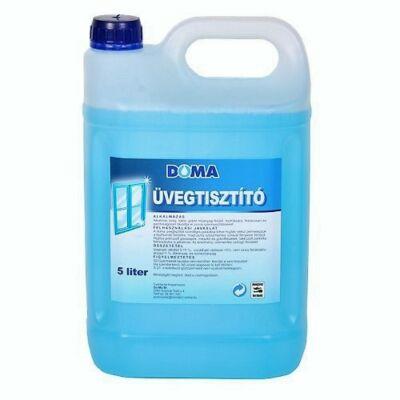 Doma üvegtisztító, 5 literes