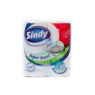 SINDY konyhai papírtörlő, 2 tekercs