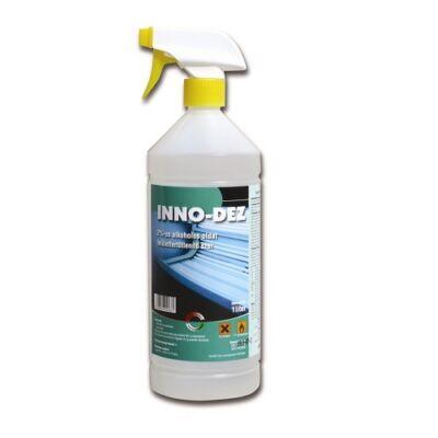 INNO-DEZ 2%-os felületfertőtlenítő alkoholos oldat, 1 liter