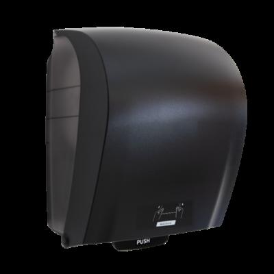 Katrin System Towel XL tekercses kéztörlő adagoló, fekete