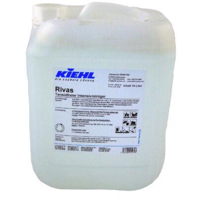 KIEHL Rivas 10 ltr. - tenzidmentes intenzív tisztítószer