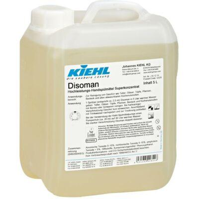 KIEHL Disoman 5 ltr. - nagy teljesítményű kézi mosogató