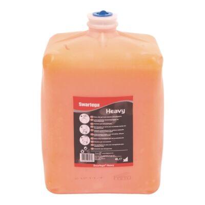 SWARFEGA Red 4 ltr -zsíroldó ipari kéztisztító gél