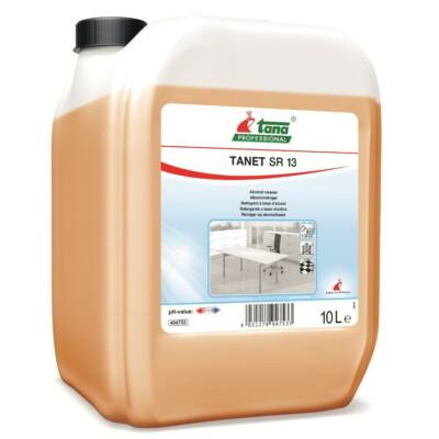 TANA SR13 10 ltr. - alkoholos tisztítószer