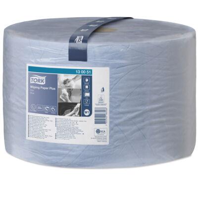 TORK 130051 ipari papírtörlő, 2 rét. kék