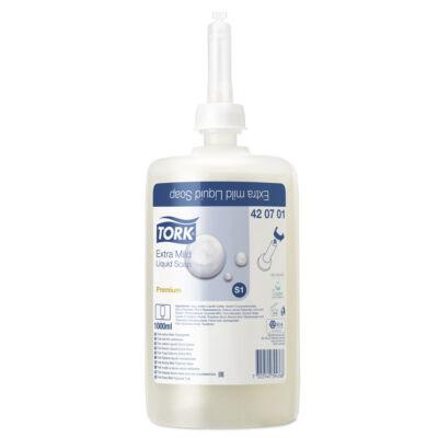 TORK 420701 Prémium illatmentes folyékony szappan, S1
