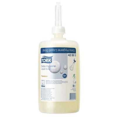 TORK 420810 Extra Hygiene illatmentes folyékony szappan, S1