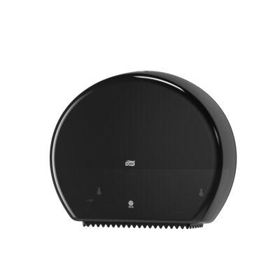 TORK 554008 Jumbo toalettpapír adagoló, fekete