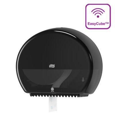 TORK 555008 Mini Jumbo toalettpapír adagoló, fekete