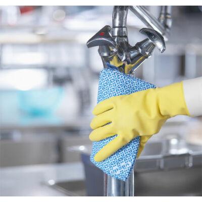 Kép 2/2 - VILEDA WiPro antibakteriális kendő - kék