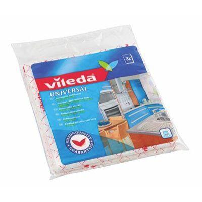 VILEDA Universal háztartási törlőkendő 3 db