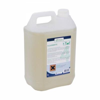 R-CLEAN Floorbrite 5 ltr. - kőpadló ápoló felmosószer