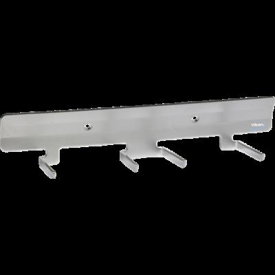 Kép 3/4 - Vikan Fali akasztó 4 termékhez, 320 mm