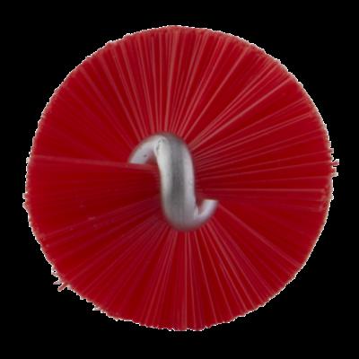 Kép 3/3 - Vikan Cső kefe, flexibilis nyélhez,  Ø20 mm, 200 mm, közepes