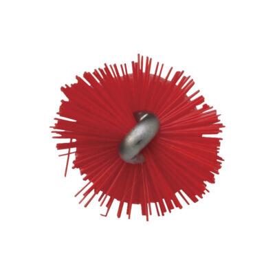 Kép 2/3 - Vikan Cső kefe, flexibilis nyélhez,  Ø12 mm, 200 mm, közepes