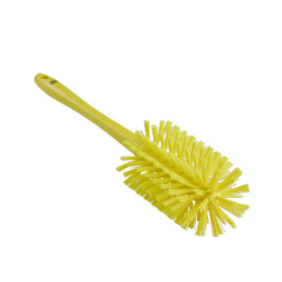 Vikan Pipa tisztító kefe, nyéllel egyben, Ø90 mm, közepes/kemény